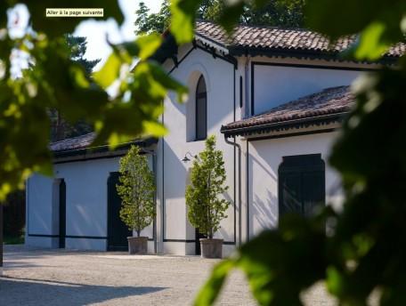 Un autre point de vue sur le château Hannetot Pessac Léognan